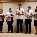 Premiación Estudiantes Vinculación con el Medio