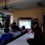 Actividad Escuela Hernando de Magallanes
