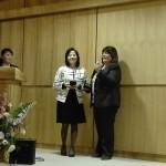 Premiación Secretarias