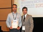Klgo. Sr. Pedro Quintana Peña, junto al Dr. Marcelo Llancaqueo Valeri, Secretario General del Congreso.
