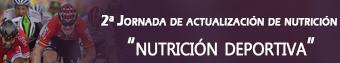 """2ª Jornada de actualización en Nutrición: """"Nutrición deportiva"""""""