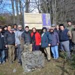 Delegación en el Sitio de Estudios Socioecológicos de Largo plazo (LTSER) más austral del IEB