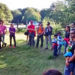 1 Celebración en el Parque Omora