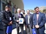 (izq a der) Francisco Squeo_Heraldo Muñoz_Andres Mansilla_Claudio Ibáñez_IMPAC4_2017