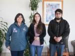 Dra.-Siti-Aqlima-junto-a-los-estudiantes-de-la-UMAG-Catalina-ottschalk-y-Diego-Cubillos