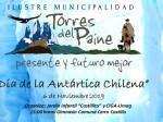 Celebracion Dia de la antartica