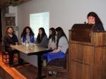 En el evento expusieron estudiantes e investigadores.
