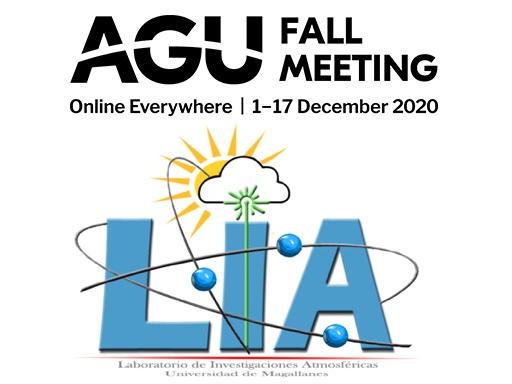 Laboratorio de Investigaciones Atmosférica está presente en la Reunión de Otoño de la Union Geofísica Americana