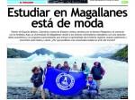 Imagen del diario el pinguino