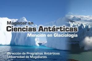 Magíster en Ciencias Antárticas