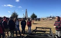 Estudiantes de Porvenir recorrieron el campus central y el Instituto de la Patagonia