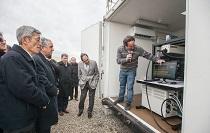 Inauguran avanzado sistema para el monitoreo atmosférico en la Región de Magallanes