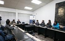 Autoridades y alumnos de ETEC dialogaron sobre participación y organización estudiantil