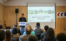 Con seminario lanzaron proyecto sobre estándares de construcción en la región