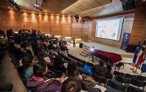 Expertos nacionales e internacionales mostraron avances de sus investigaciones en Biomedicina