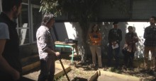 taller capacitación productores locales a cargo de Julio Yagello