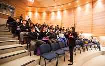 Exitosa jornada de Gobierno Presente con enfoque educativo en la Universidad de Magallanes