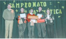 alumnos leumag campeonato matematica