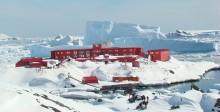 Base Ohiggins Antártica