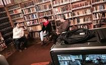 Grabacion Paginas de Nuestra Historia UMAG TV-Museo Regional tamaño boletin