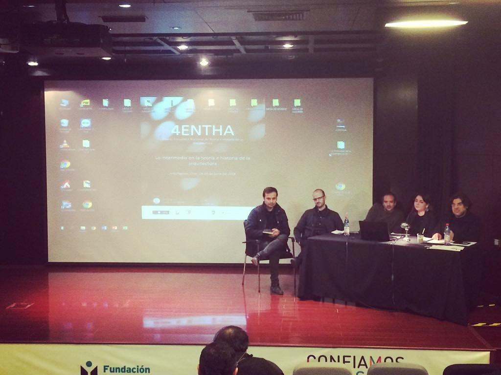 Director de Arquitectura participó en encuentro nacional
