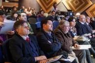 La actividad se realizó en el auditorio de los servicios públicos de Punta Arenas.