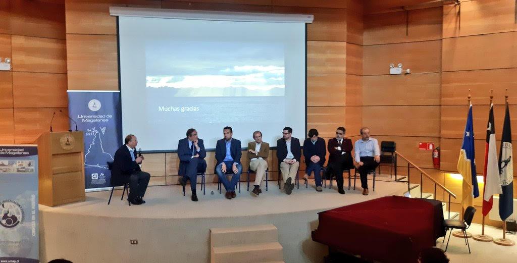 Seminario de Cambio Climático en la UMAG destacó necesidad de trabajo científico, gubernamental y social conjunto