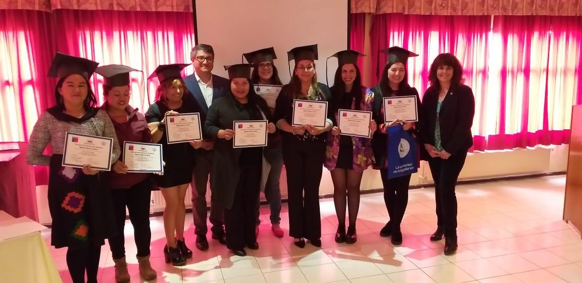 Concluyó formación sindical para Lideresas 2018