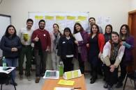 Se realizó un taller para profesores, con asesoría del Coordinador Tecnológico de la UDV Miguel Osorio