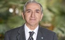 Rector Juan Oyarzo