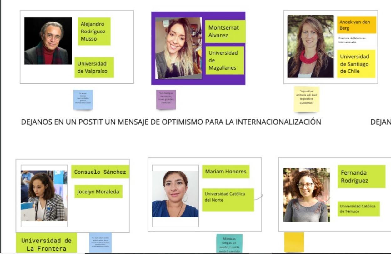 UMAG presente en sesión online de Internacionalización del CRUCH que analizó escenario post pandemia