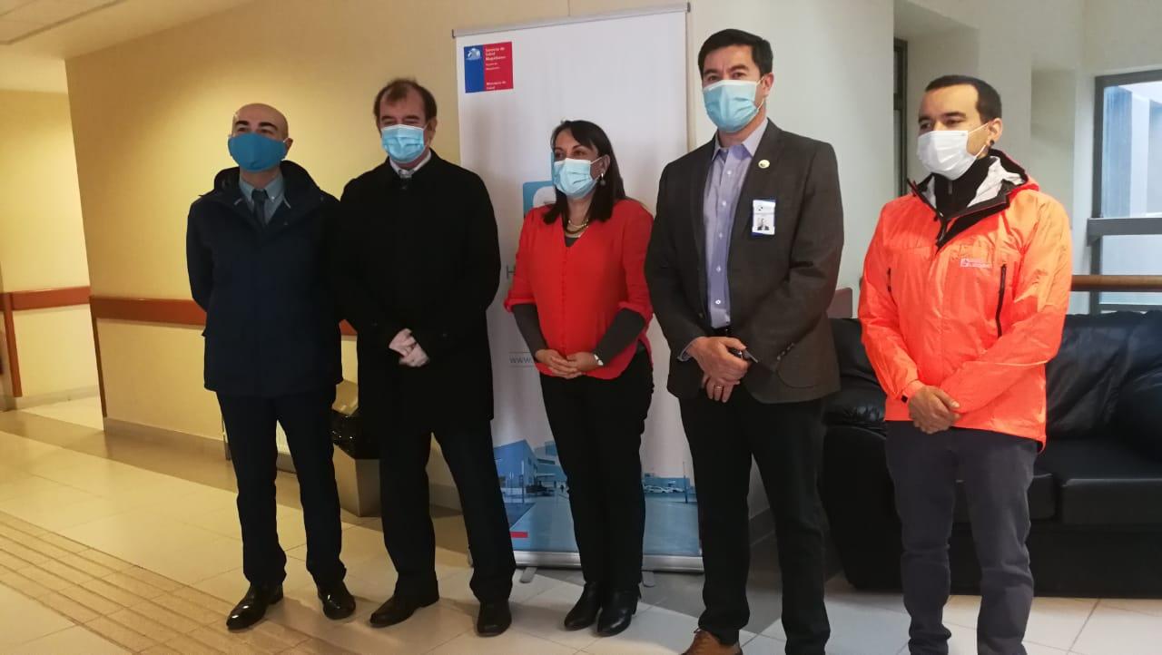UMAG y Hospital Clínico lanzan espacio virtual de cuidado para brindar apoyo psicológico a funcionarios de la salud