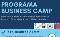 infografia business camp TB