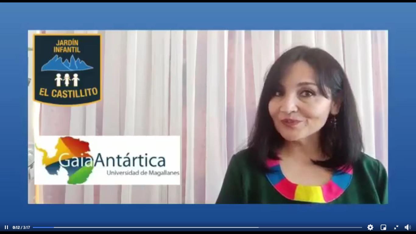 Con manifestaciones audiovisuales estudiantes celebran la semana polar impulsada por GAIA Antártica