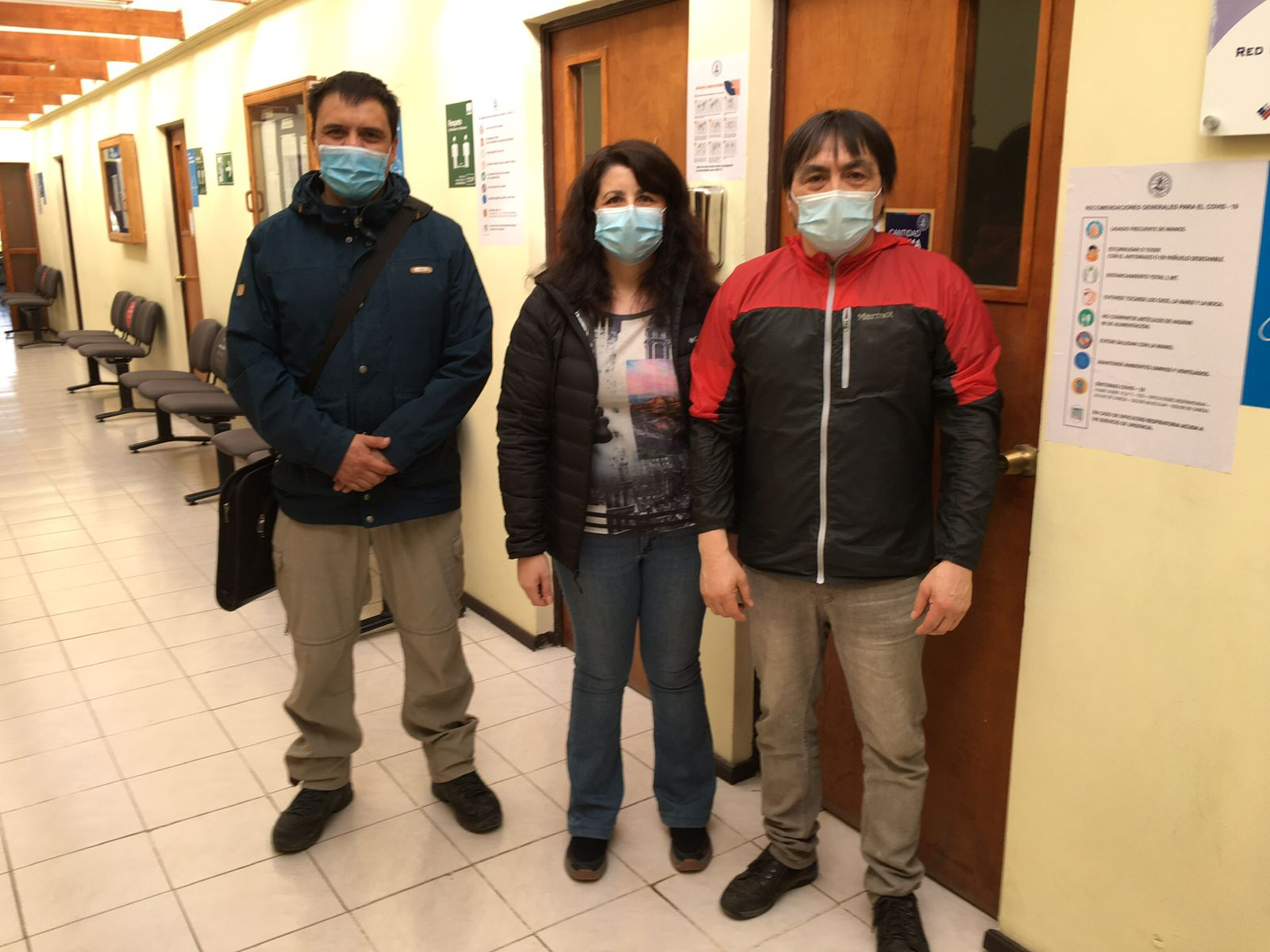 Centro Universitario Puerto Natales se prepara para el retorno gradual a clases presenciales