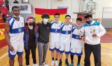 ganadores U-18 Basquet 3x3 Español